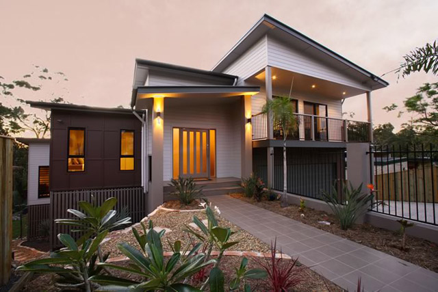 House Designs Brisbane Sloping Block Home Design And Style
