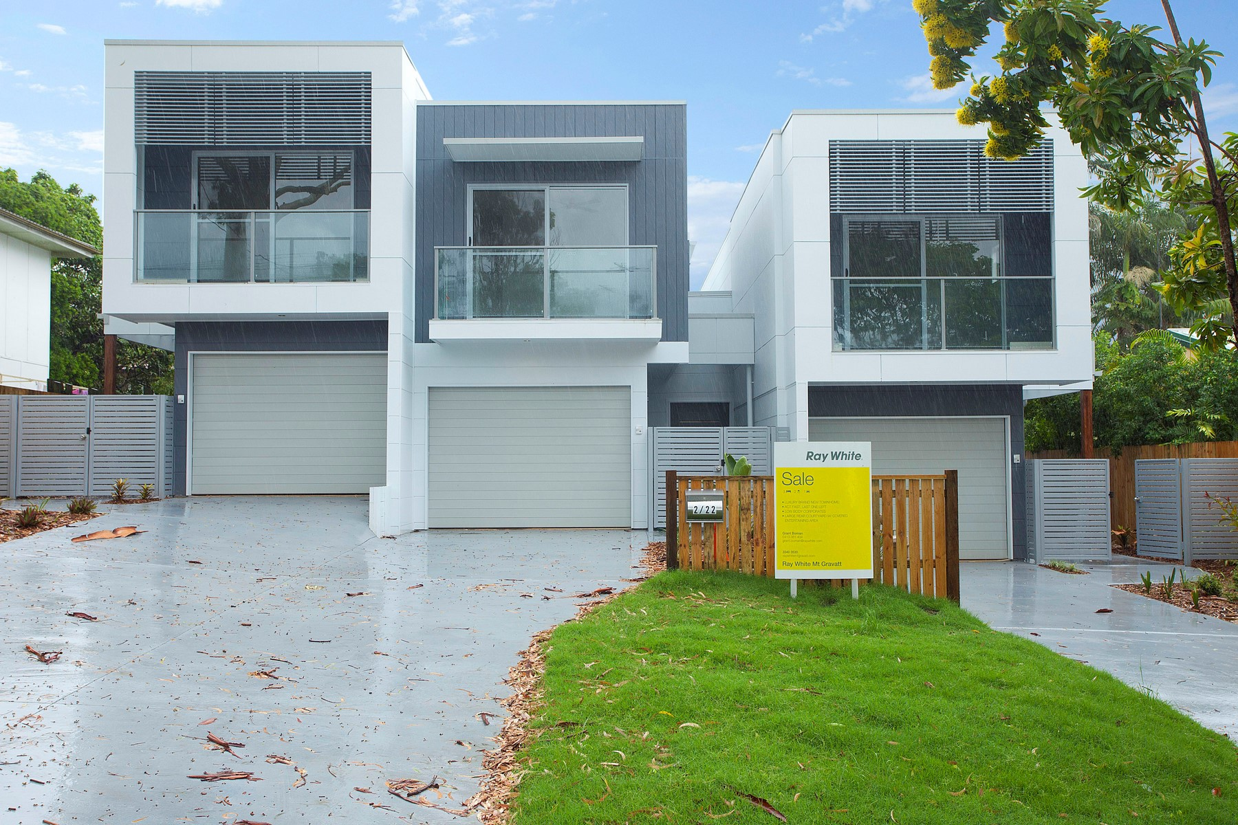 Brisbane building designer brisbane architect brisbane for 4 unit townhouse plans