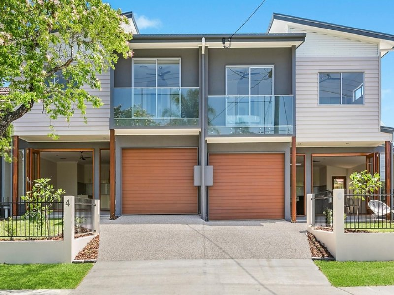 single title townhouse , brisbane townhouses