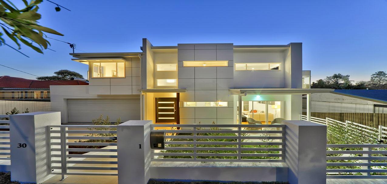 for Award winning modern house plans
